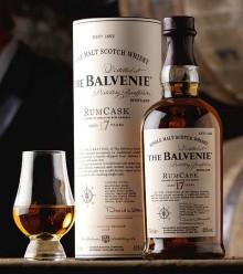 Balvenie Rum Cask