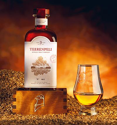 Teerenpeli whisky
