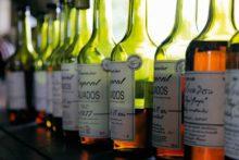 Calvadosflaskor