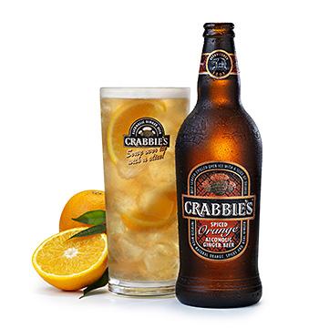 Crabbies Spiced Orange_350