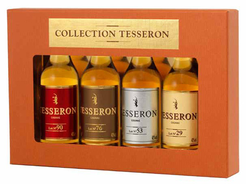 Tesseron Cognac_XO Miniature Packs
