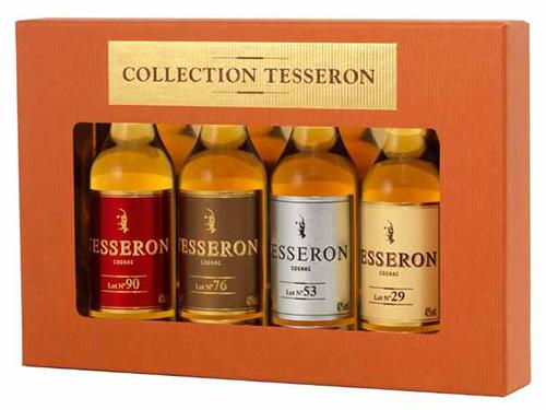 Tesseron Cognac_XO Miniature Packs