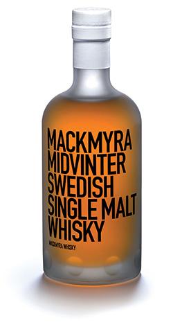 Mackmyra Midvinter.
