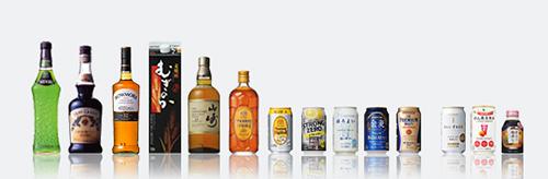 Suntory får en ännu trevligare och bredare produktportfälj.
