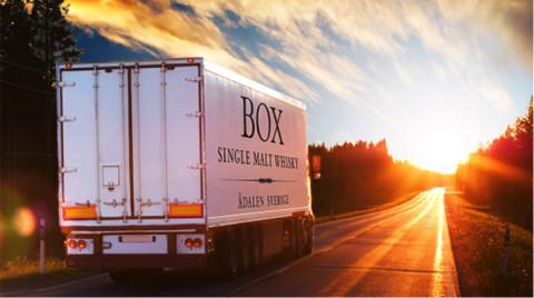 BoxOnThe Road