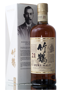 Nikka-Taketsuru-21-year-old-pure-malt-250