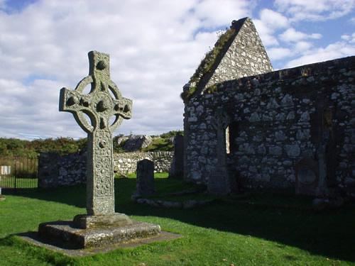 Kildalton Cross –originalet