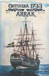 Etikett: Ostindia 1733 Arrak