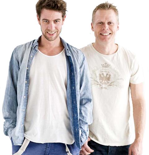 Magnus och Niklas