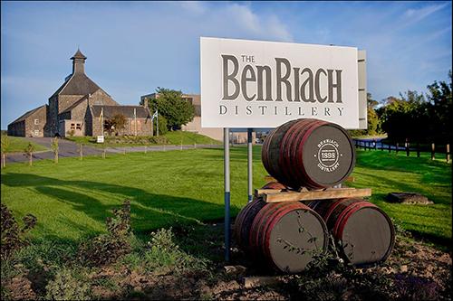 The+BenRiach+Distillery