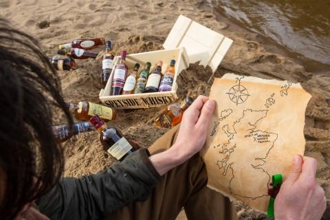 Vid X ligger landets skatt – The Spirit of Speyside Whisky Festival.