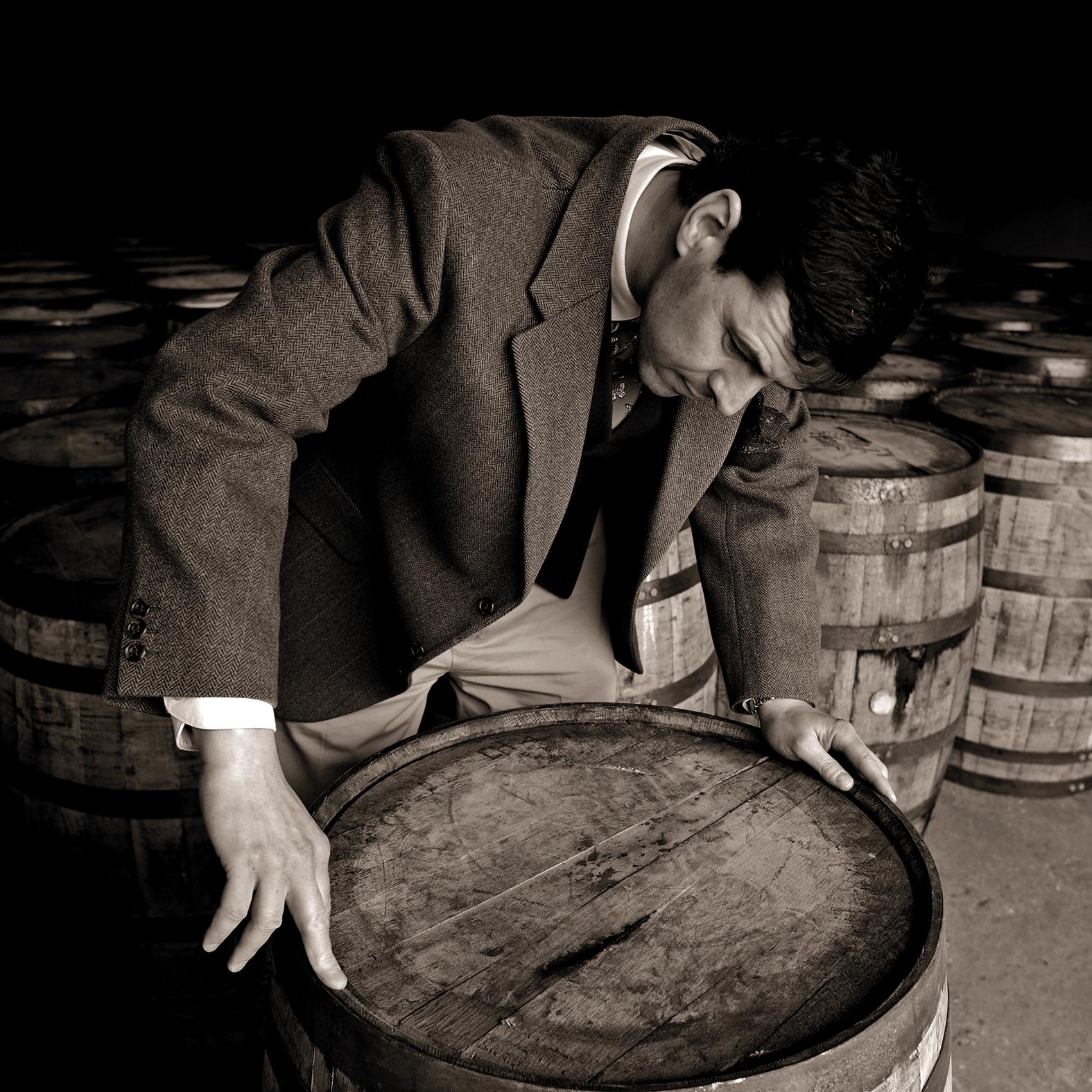 Glenmorangie Dr Bill Lumsden Head of Distilling & Whisky Creation