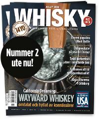 Senaste numret av Allt om Whisky