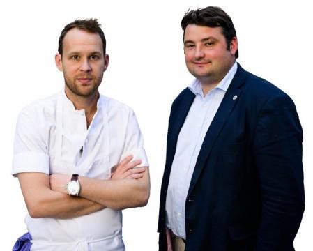 Björn Frantzén & Richard Bengtsson