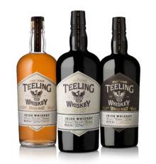 Teeling Whiskey Group Shot