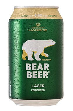 AOW_Harboe Sverige Bear Beer Premium Lager 2
