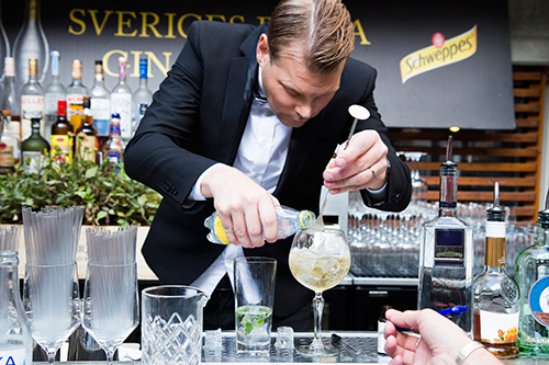 Johan_Skofterod_Sveriges Basta Gin & Tonic 2016 foto Schweppes