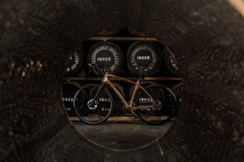 Glenmorangie Distillery Bike