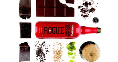 Double Chocolate Stout –stark choklad från Rogue Ales
