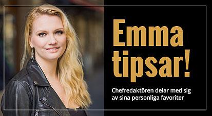 Emma tipsar