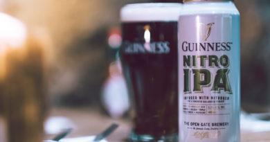 Guinness Nitro IPA till Sverige