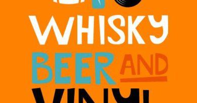 Öl, whisky och musik i Stockholm ikväll!