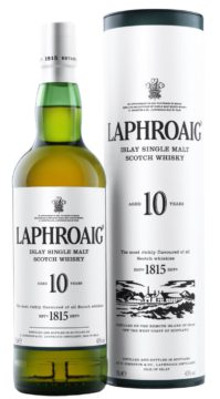 Laphroaig 10 year old single malt
