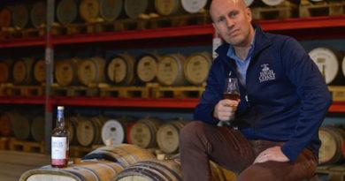 Ny boss på High Coast Single Malt Whisky