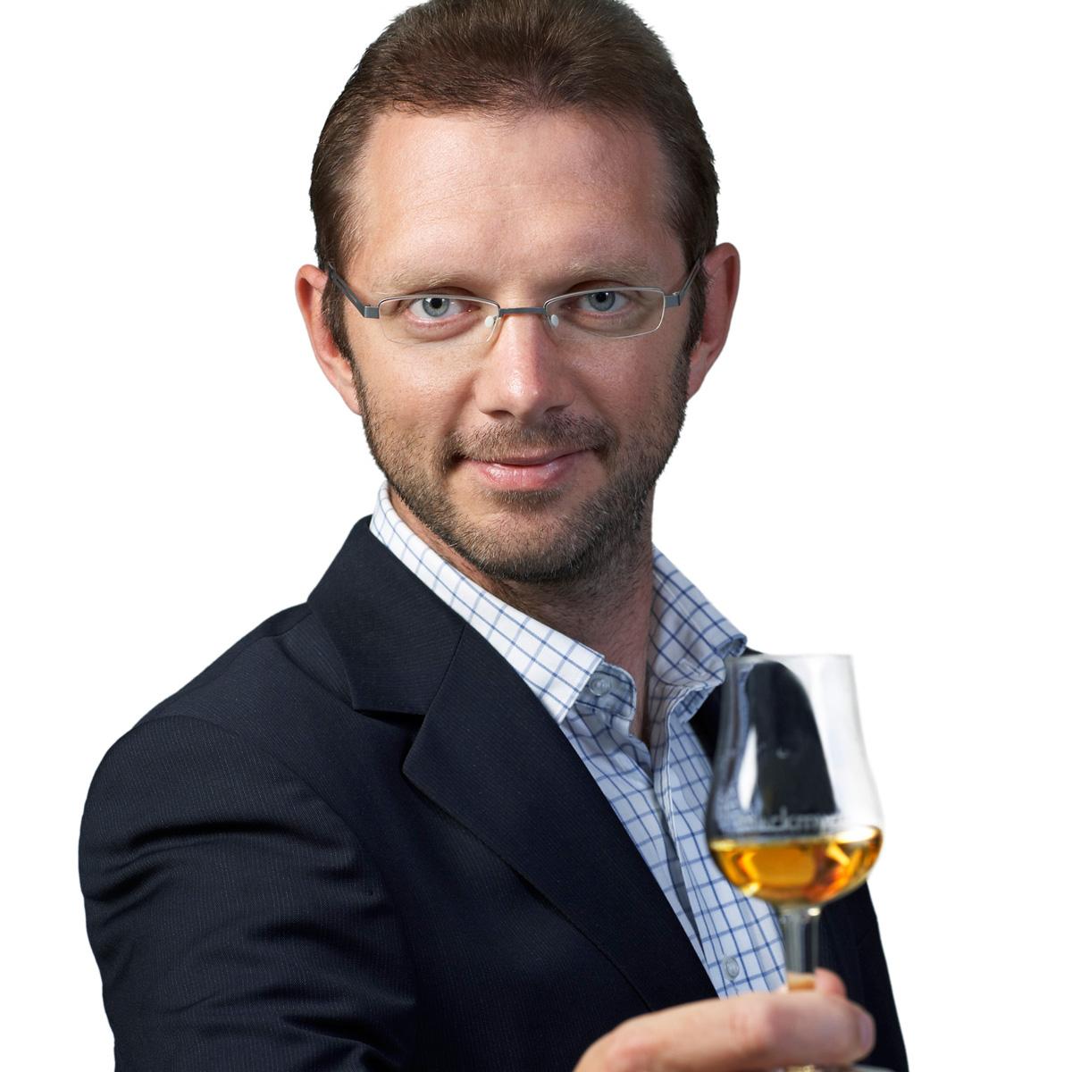 Magnus Dandanell, VD, Mackmyra