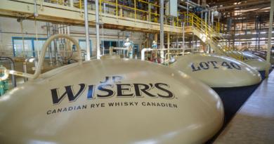 Kanadensisk whisky: Välkommen till Sverige, J.P. Wiser's!