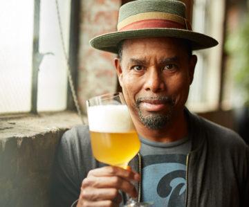 Garrett Oliver, bryggmästare Boston Brewery