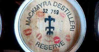 Plantation Rum i samarbete med Mackmyra Whisky igen