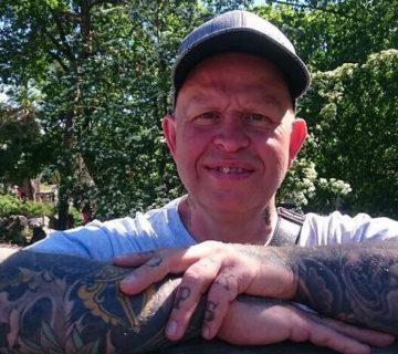 """Stefan """"Koge"""" Skogh har bryggt det vinnande ölet i Imagine & Gunn-tävlingen 2018"""