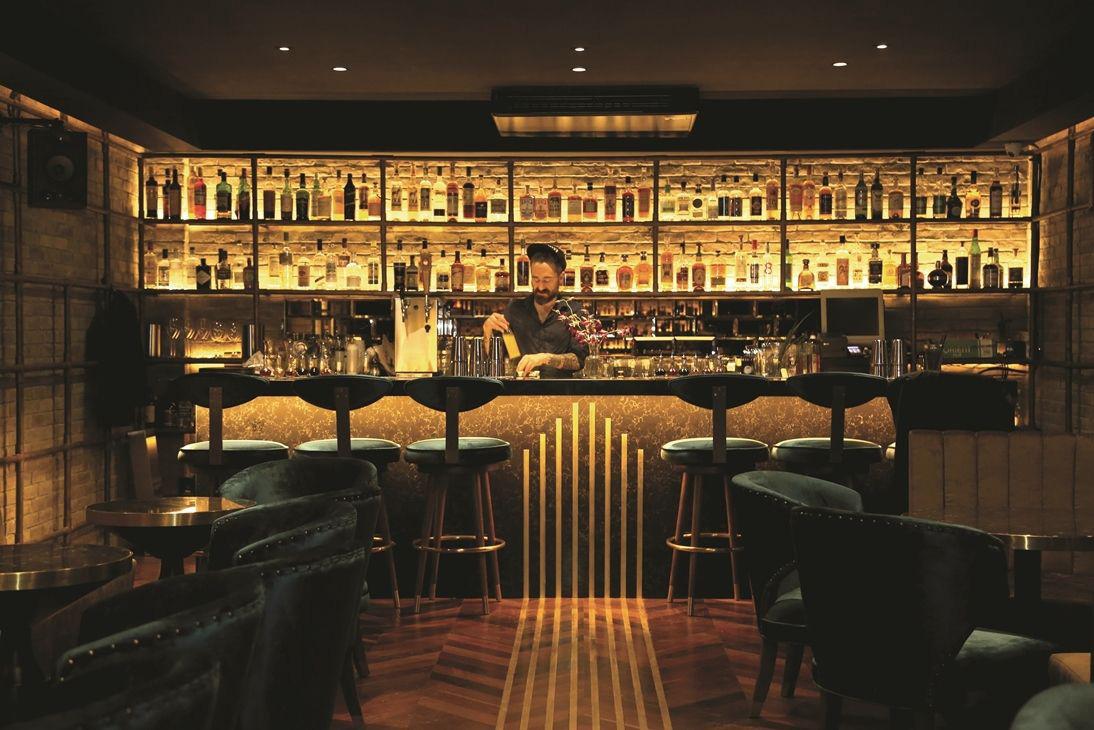 Native bar, Singapore