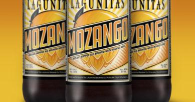 Lagunitas senaste säsongsöl Mozango