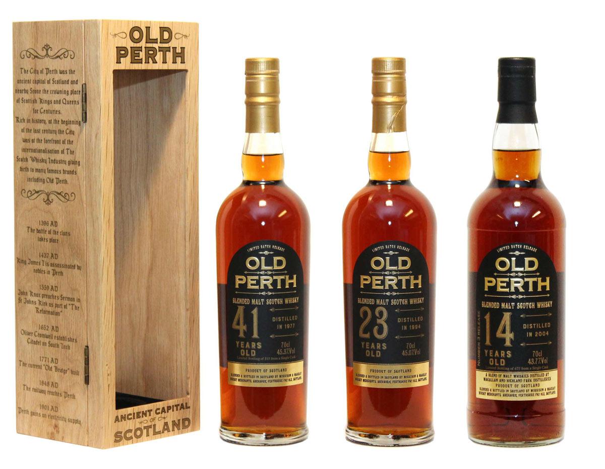 Old Perth-rariteter
