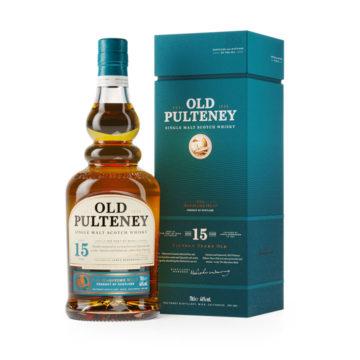 Old Pulteneys 15yo