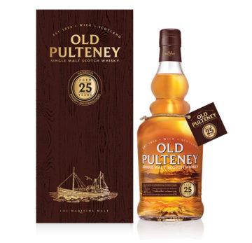 Old Pulteneys 25yo