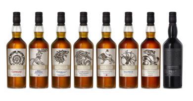 Game of Thrones Whisky – nu i Sverige
