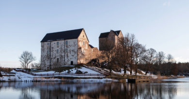 Slottsdestilleriet – unikt samarbete på Åland