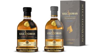 Två nya whiskies från Kilchoman