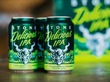 Stone Delicious IPA Glutenfri