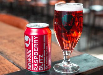 BrewDog Raspberry Blitz Alcohol Free Sour