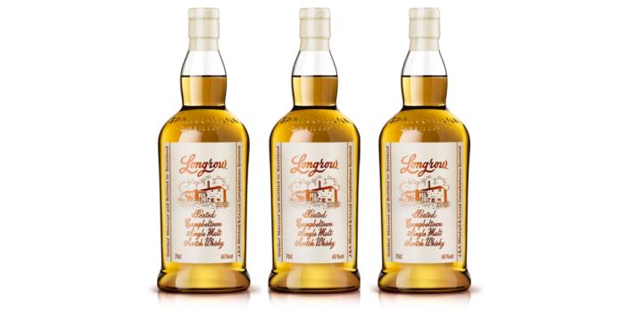 Longrow flaskor