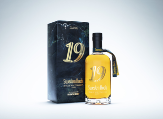 Sweden Rock 19 Single Malt Whisky Kaffe