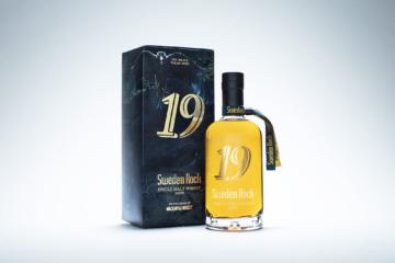 Sweden Rock 19 Single Malt Whisky Kaffe