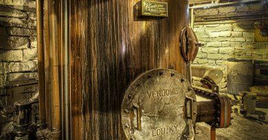 Bländande bilder av bourbon