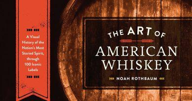 Amerikansk whiskeykonst i bokform