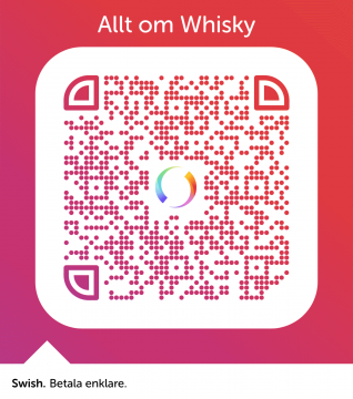 Allt om Whisky Swish-QR