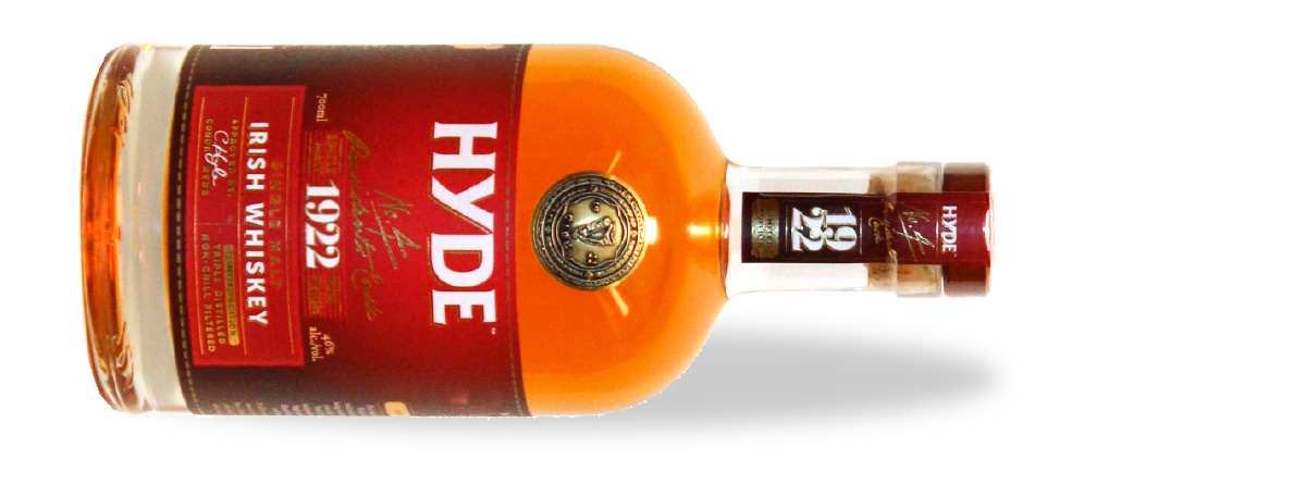 Hyde no4 rum finish